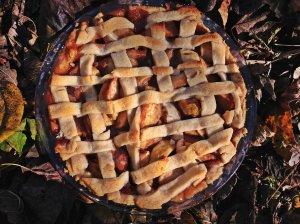 apple pie leaves