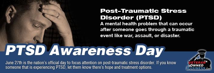 PTSD Awareness Month 2014