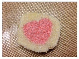 sugared cookie